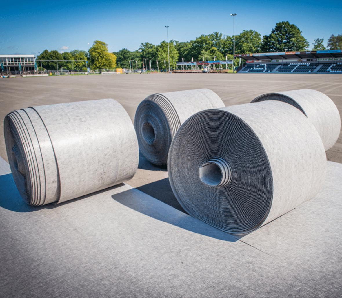 EnkaFlex_shockpad & drainage system for sportsfields_copyrights Low & Bonar_Enka Solutions (3)