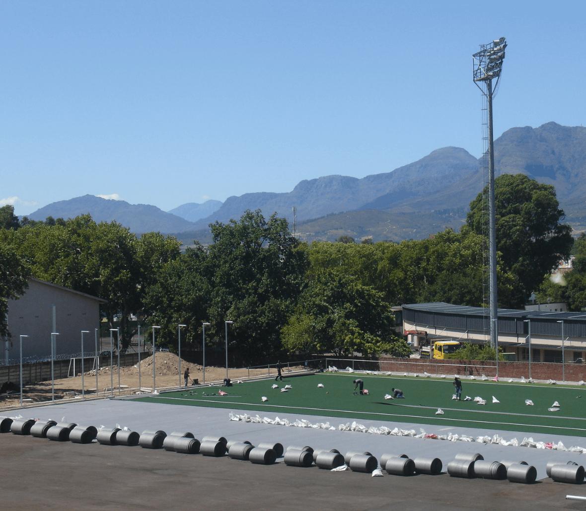 EnkaFlex_shockpad & drainage system for sportsfields_copyrights Low & Bonar_Enka Solutions (8)