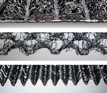 3D drainage , ventilation mat by Enka Solutions